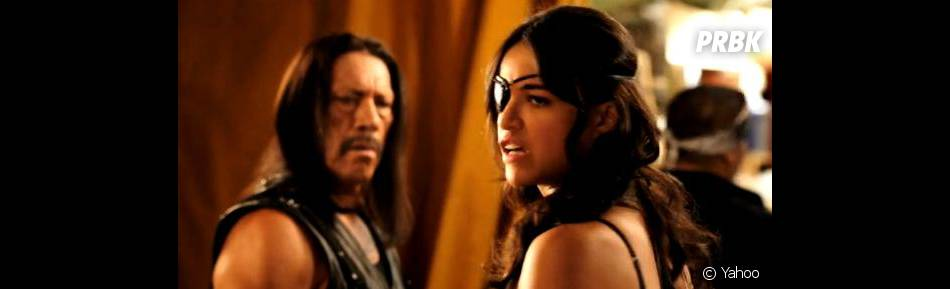 Michelle Rodriguez dans la bande-annonce de Machete Kills