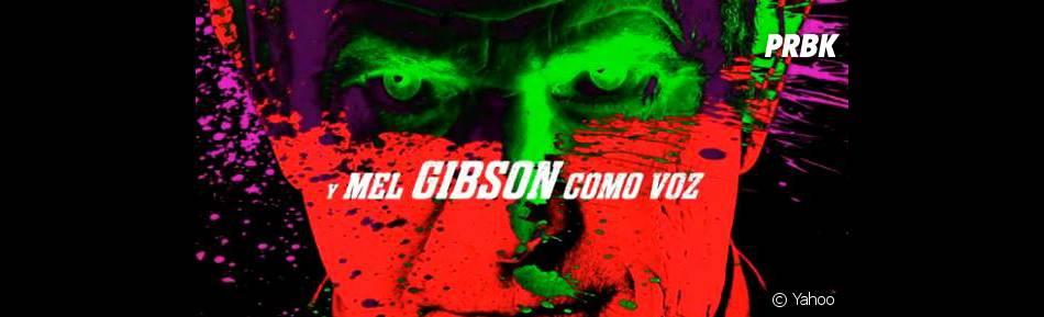 Mel Gibson dans la bande-annonce de Machete Kills