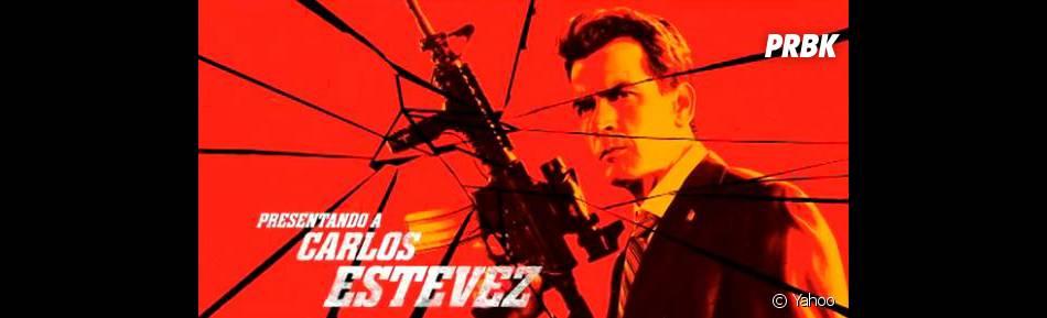 Charlie Sheen dans la bande-annonce de Machete Kills