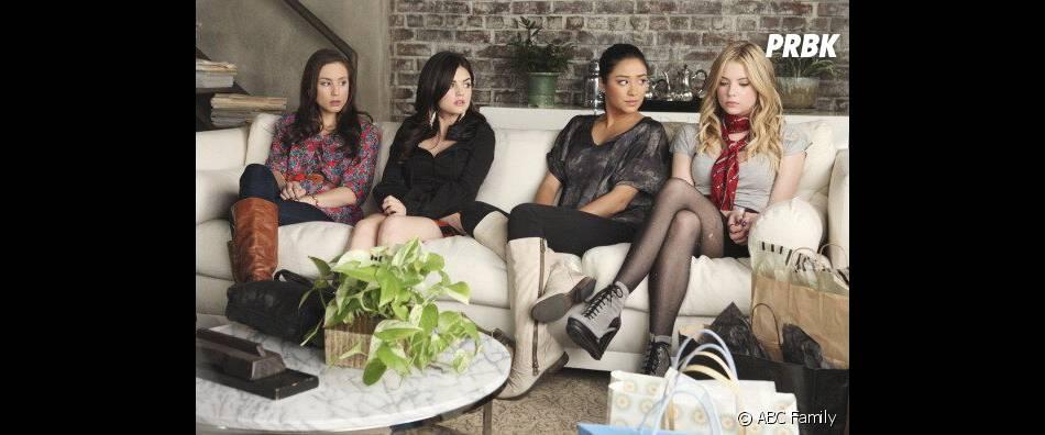Les Pretty Little Liars séparées dans la saison 2