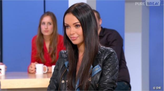 Nabilla s'autoproclame représentante de la jeunesse dans l'émission de Canal+, Le Supplément