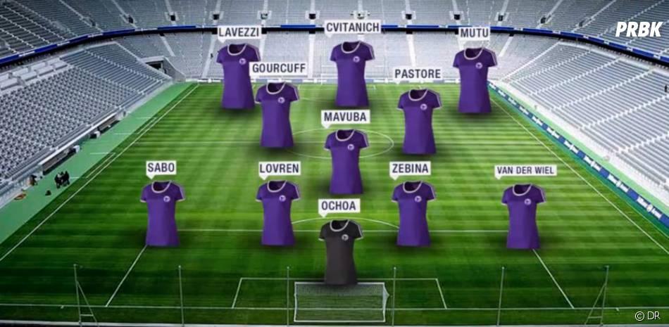 Classement des WAGs : Gourcuff, Mavuba, Lavezzi sont les joueurs les plus chanceux de la Ligue 1