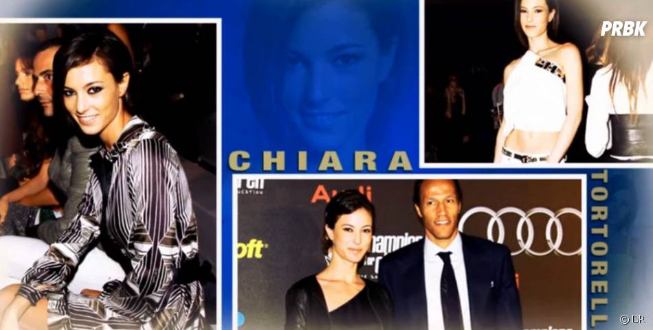 Classement des WAGs : le footballeur Jonathan Zebina sort avec Chiara Tortorella