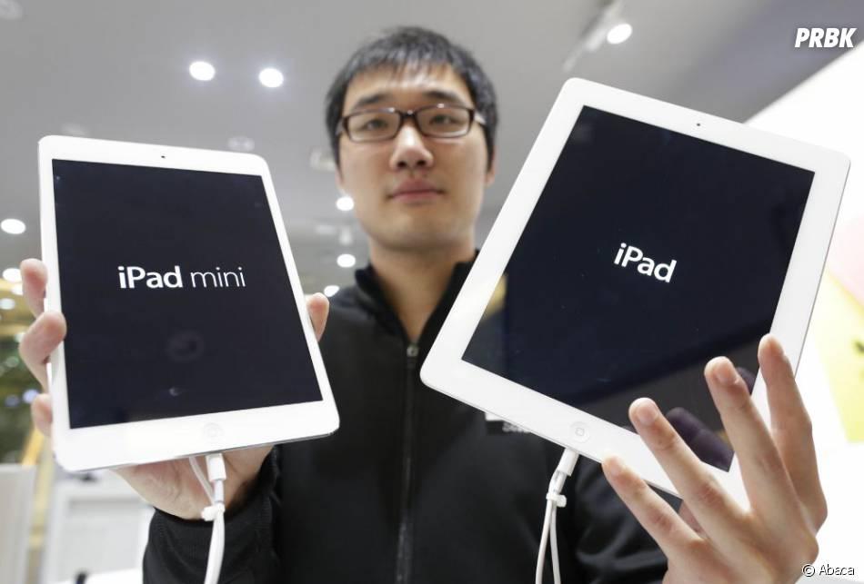 Apple plancherait sur une version XXL de l'iPad