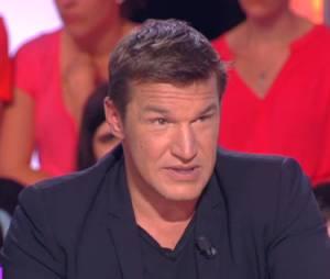 Benjamin Castaldi invité dans Touche pas à mon poste sur D8