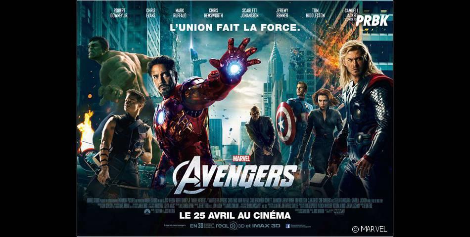 The Avengers 2 : Robert Downey Jr en négociations pour revenir