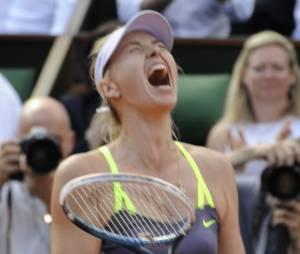 Maria Sharapova a perdu en final de Roland Garros 2013