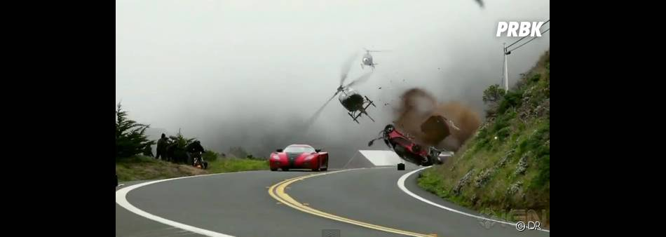 Need For Speed : des cascades spectaculaires à venir