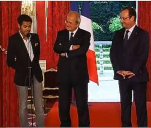 Jamel Debbouze compare Nicolas Sarkozy à Joe Dalton
