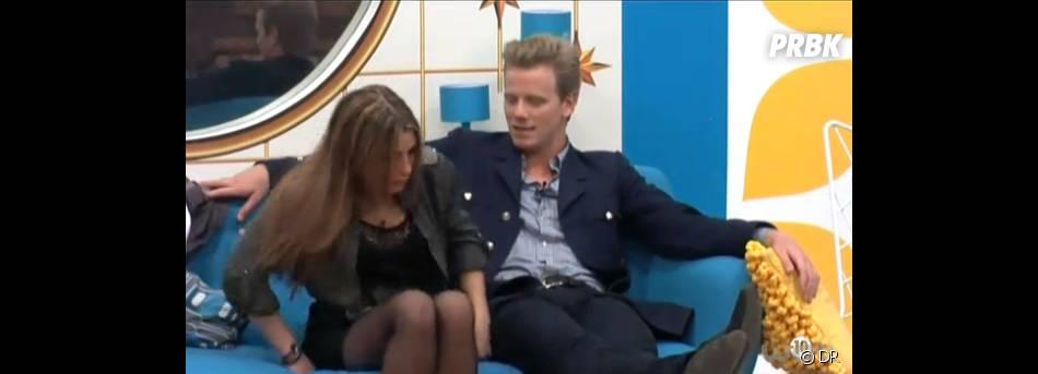 Guillaume veut aider Clara à séduire Gautier dans Secret Story 7