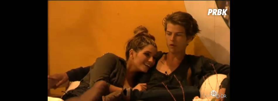 Clara et Gautier, premier couple de Secret Story 7 ?