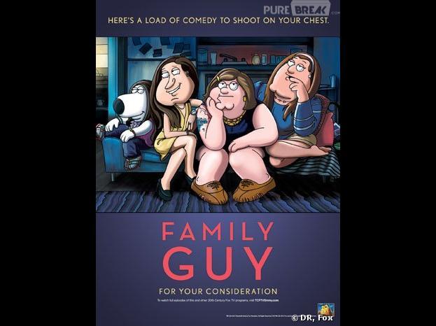 Les Griffin : la série parodie Girls