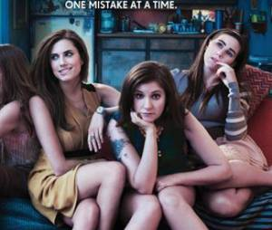 Les Griffin : une affiche parodique de Girls