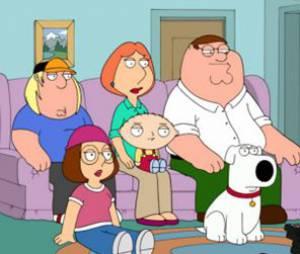Les Griffin font la promo pour les Emmy Awards
