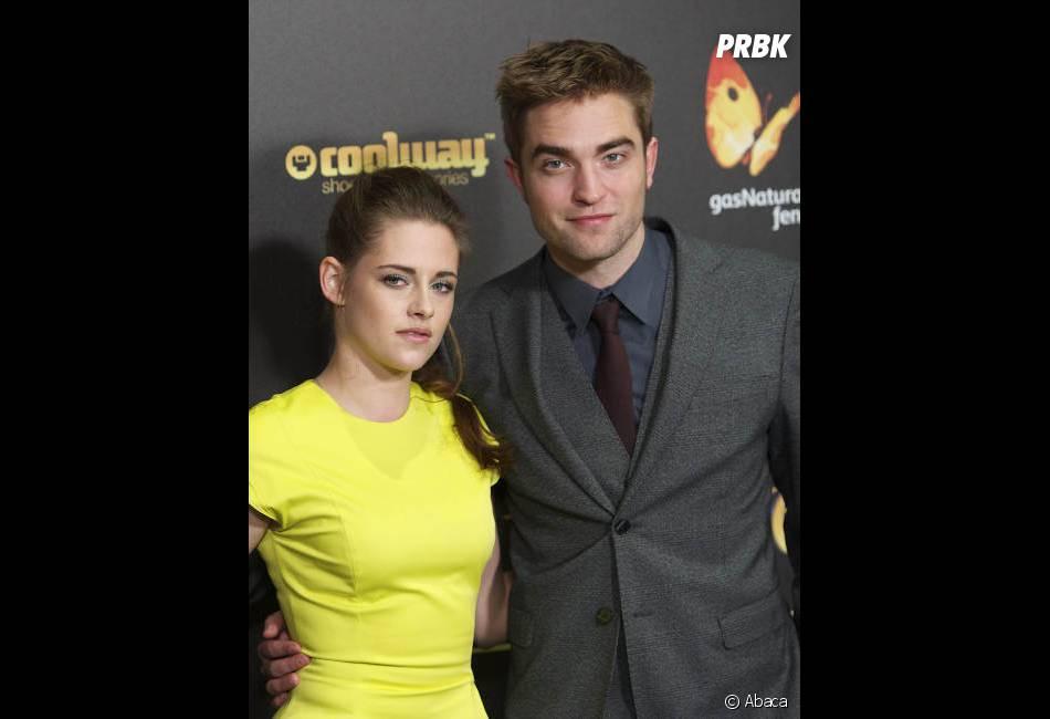 """Robert Pattinson et Kristen Stewart ont été vus """"main dans la main"""""""