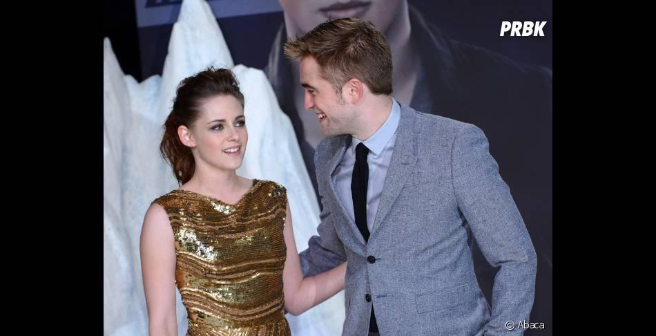 Kristen Stewart et Robert Pattinson (re)nagent dans le bonheur