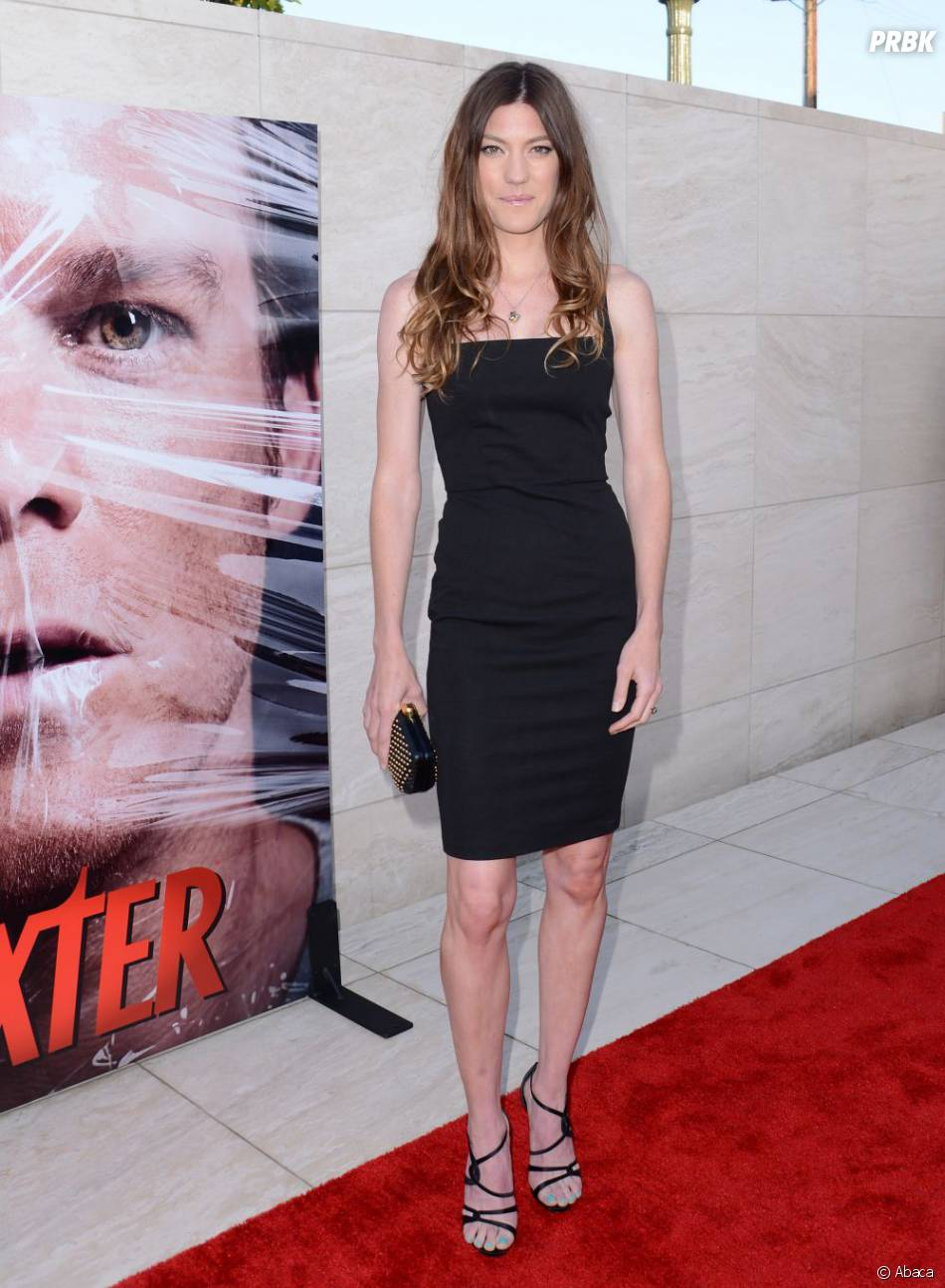 Jennifer Carpenter à la soirée Dexter saison 8, le 15 juin 2013 à L.A
