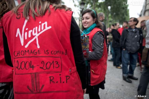 Virgin Megastore : l'enseigne placée en liquidation judiciaire le 17 juin 2013
