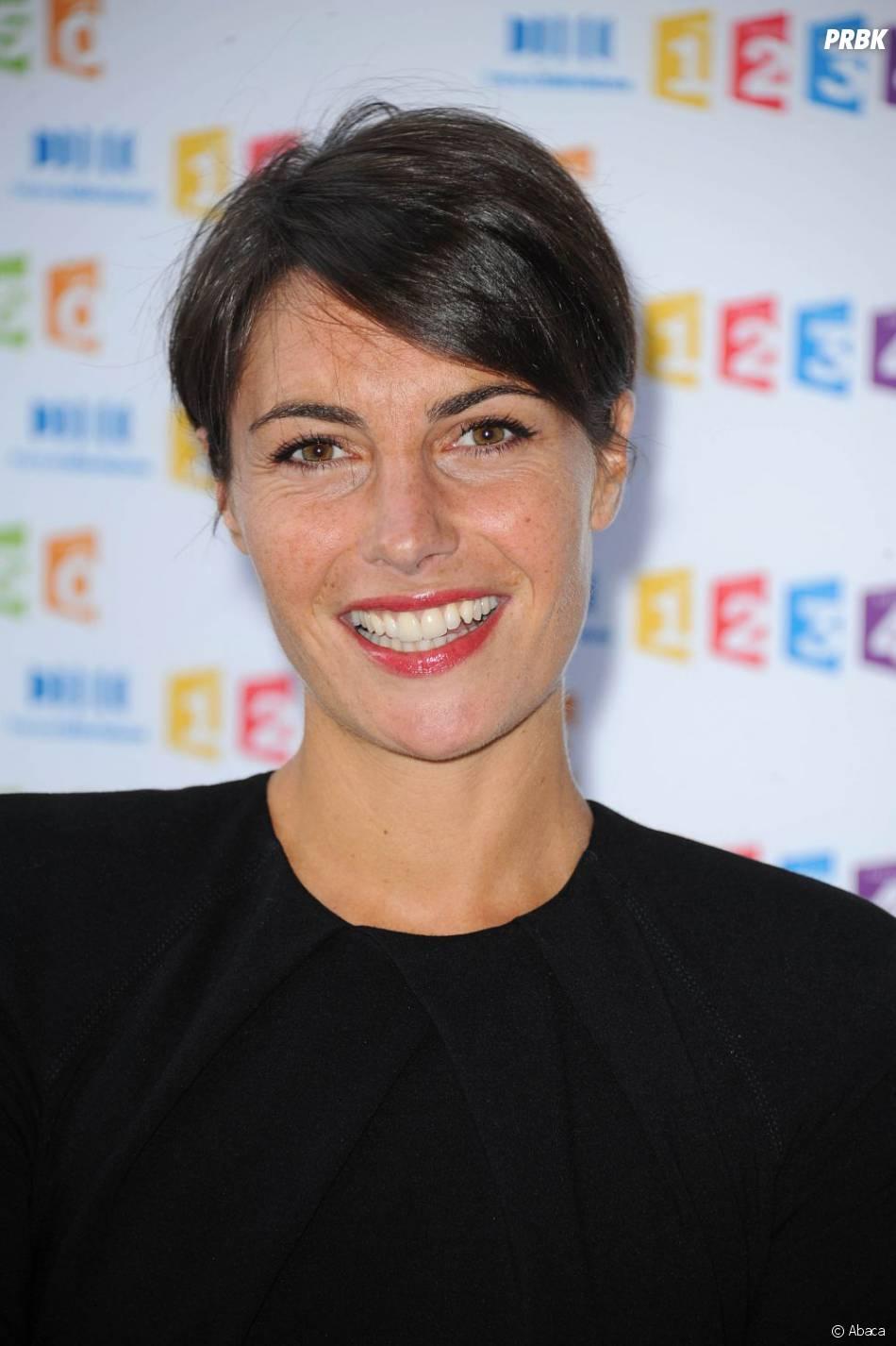 Alessandra Sublet, animatrice de l'année aux TV Notes 2013