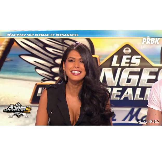 Ayem Nour clashe Marie Garet dans le Mag des Anges 5.