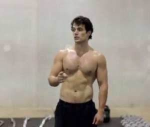 Dans les coulisses de l'entraînement d'Henry Cavill pour Man of Steel