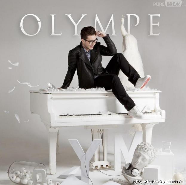 The Voice 2 : Olympe dévoile la pochette de son nouvel album disponible le 22 juillet.