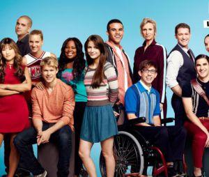 Chris Colfer interprète Kurt dans la série Glee