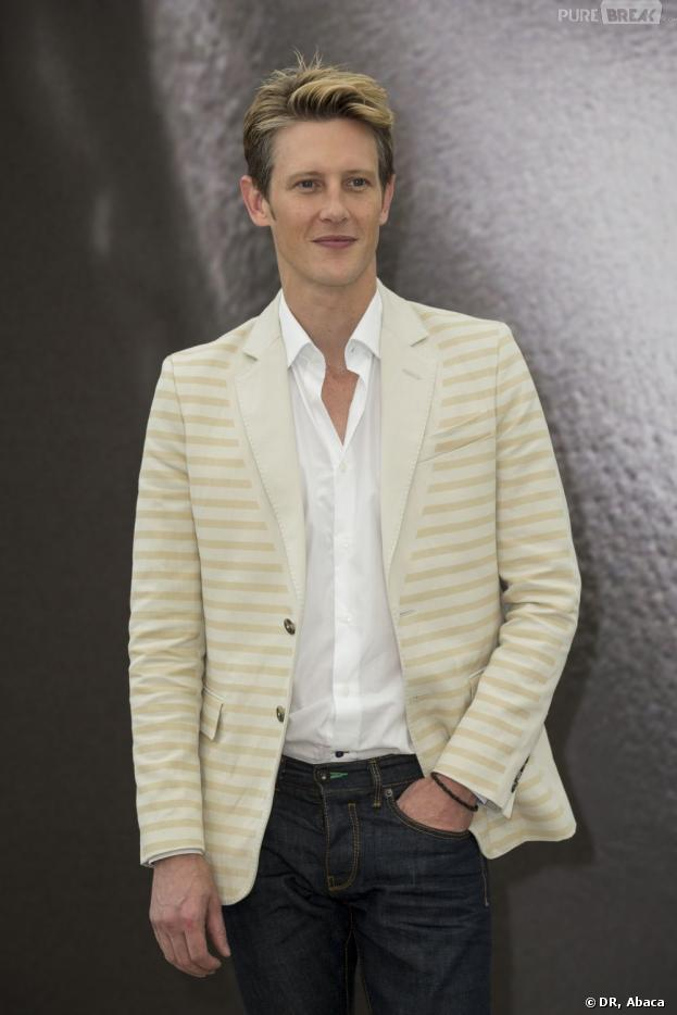 Gabriel Mann de Revenge en interview sur PureBreak