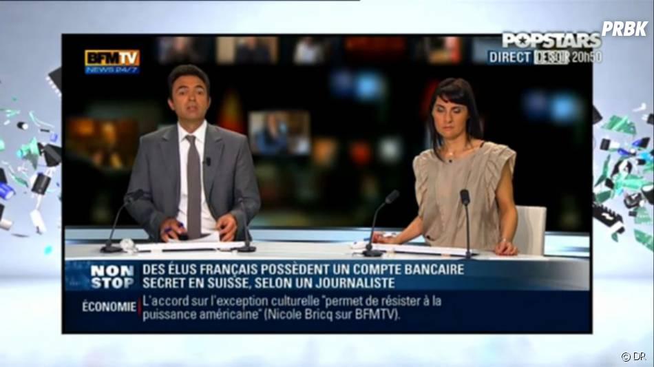 Un journaliste de BFMTV a été victime d'un lapsus particulièrement hilarant qui n'a pas échappé à Bertrand Chameroy, le chroniqueur de Touche pas à mon poste