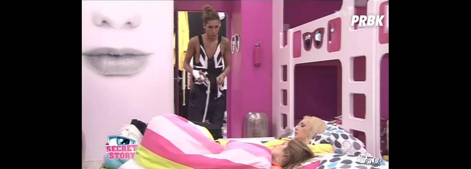Eddy conseille à Clara d'oublier Gautier dans Secret Story 7