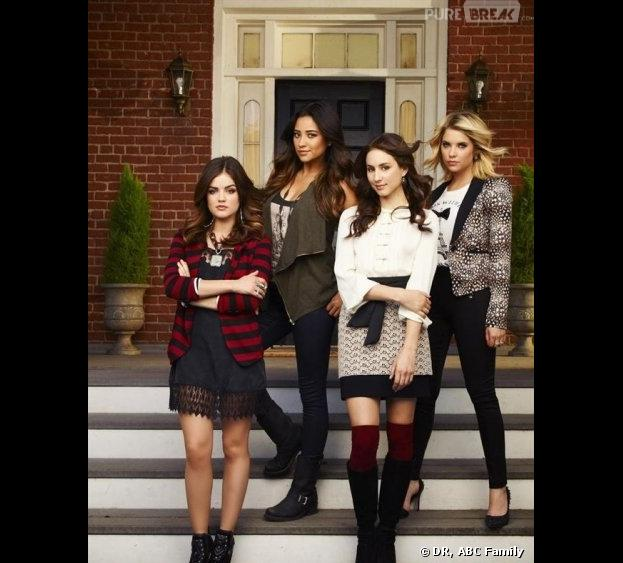 Pretty Little Liars saison 4 : nouveau guest