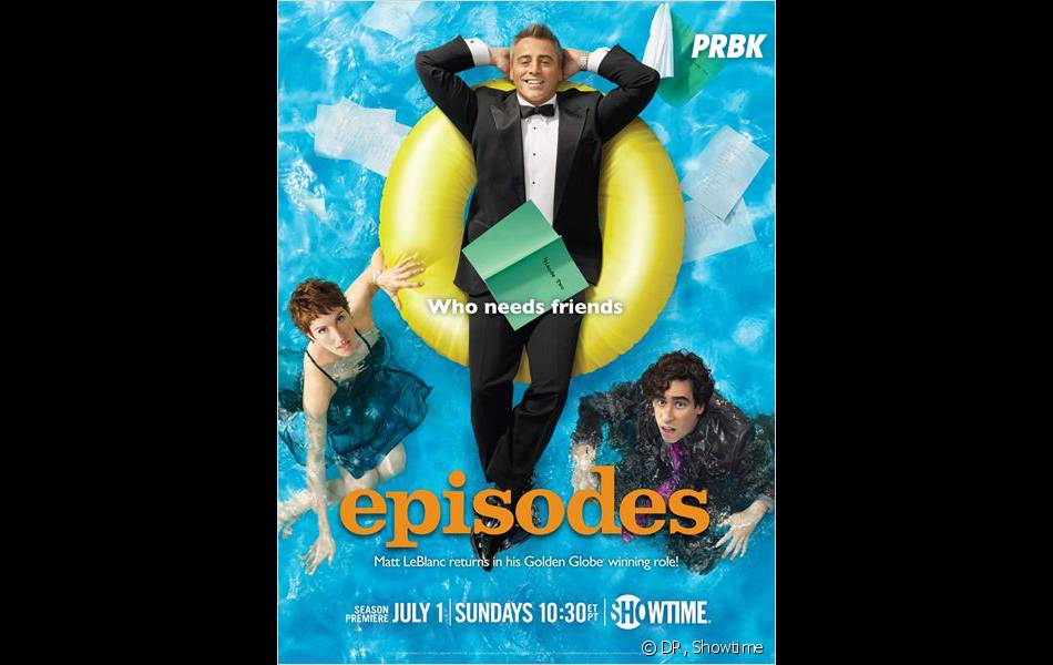 Episodes saison 3 : la série reviendra en 2014