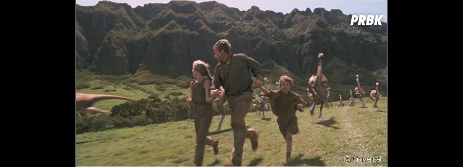 Jurassic Park 4 : les humains pourraient domestiquer les dinosaures