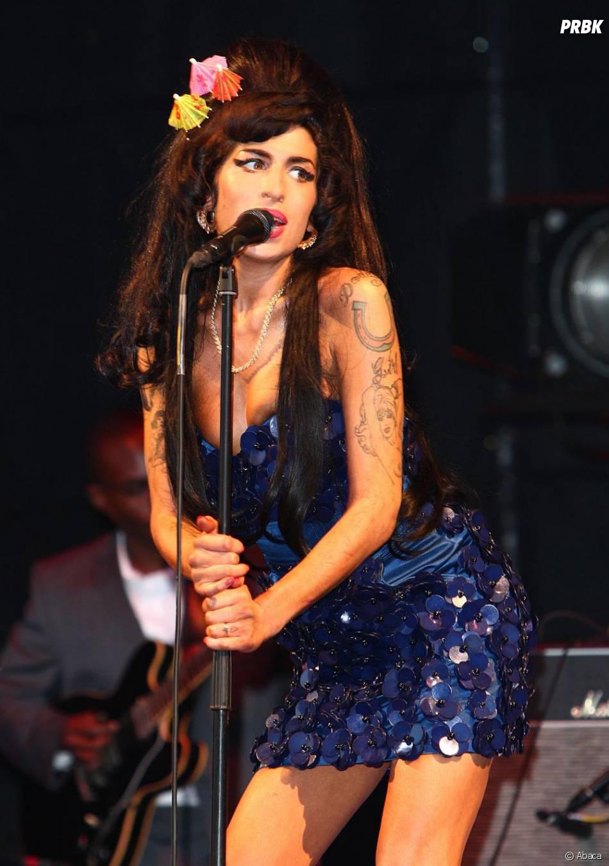 Amy Winehouse est morte en juillet 2013