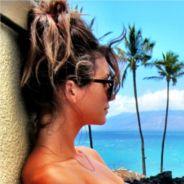 Nina Dobrev : bikini et vacances avant la saison 5 de The Vampire Diaries