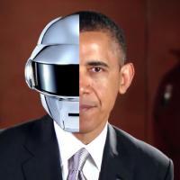 Barack Obama version Daft Punk : le président américain reprend Get Lucky