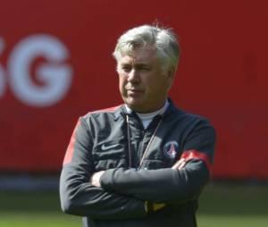 Carlo Ancelotti quitte le PSG pour le Real Madrid