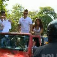 Les Marseillais à Cancun : les candidats arrêtés par la police