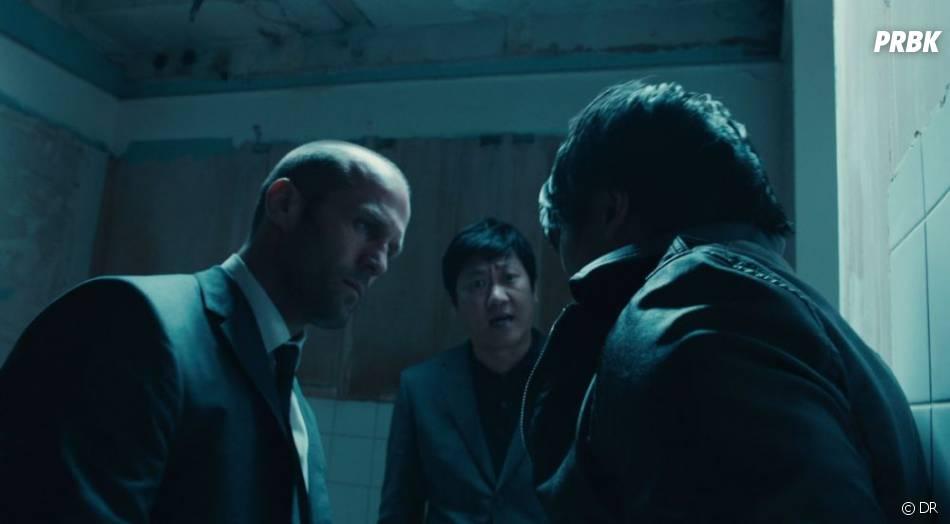 Crazy Joe : Jason Statham dans de nouvelles scènes d'action