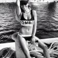 Rita Ora sexy en bikini à Malte