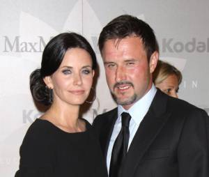 Courteney Cox et son ex David Arquette en juin 2010 à L.A
