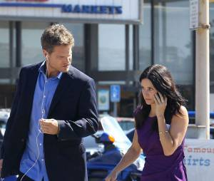 Courteney Cox et Brian Van Holt, le nouveau couple d'Hollywood