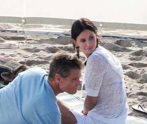 Courteney Cox et Brian Van Holt, des co-stars désormais en couple
