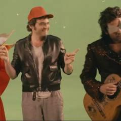 M : Baïa, le clip old-school avec trois Matthieu Chedid pour le prix d'un !