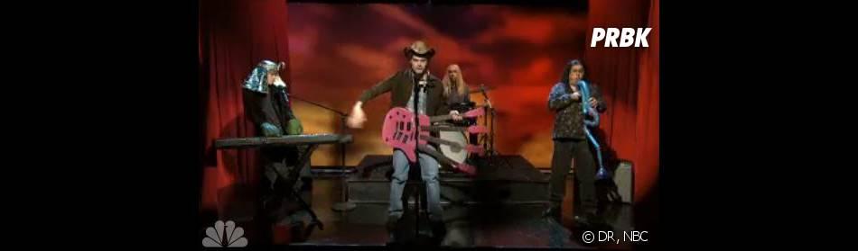 Le sketch de Justin Bieber et Bill Hader fait un flop au Saturday Night Live