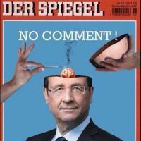 François Hollande : une fausse Une du Der Spiegel berne tout le monde sur Twitter