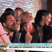 "Les Anges 5 - Alban : ""Y'en a pas un qui chante juste"""