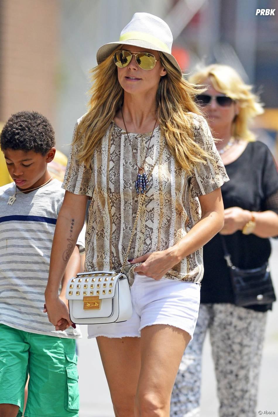 Heidi Klum : 40 ans et toujours sexy
