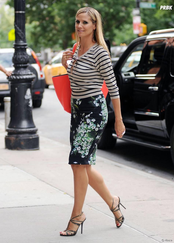 Heidi Klum prête à tout pour faire le buzz ?