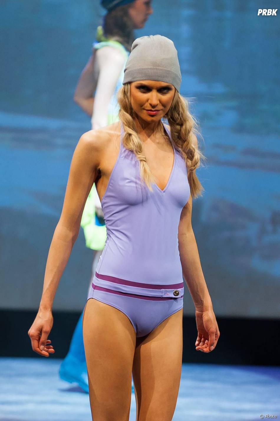 """Laure Manaudou : un modèle de maillot de bain de sa marque """"Laure Manaudou Design"""""""